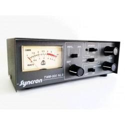 Syncron TWM900, medidor ROE, vatimetro y acoplador