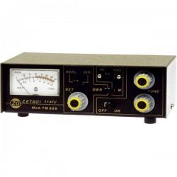 Zetagi TM-999, medidor ROE, vatimetro y acoplador