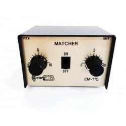 EuroCB EM-110 acoplador CB-27 MHz,100 W