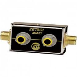Zetagi MM-27, acoplador 100 W