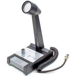 Zetagi MB+4, microfono de sobremesa