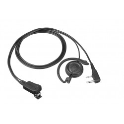 EMC-12W Microauricular de presilla con orejera