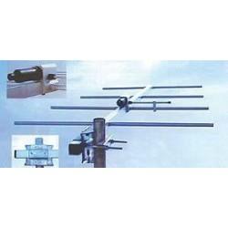 DVC-4C - Antena directiva 4 elementos VHF
