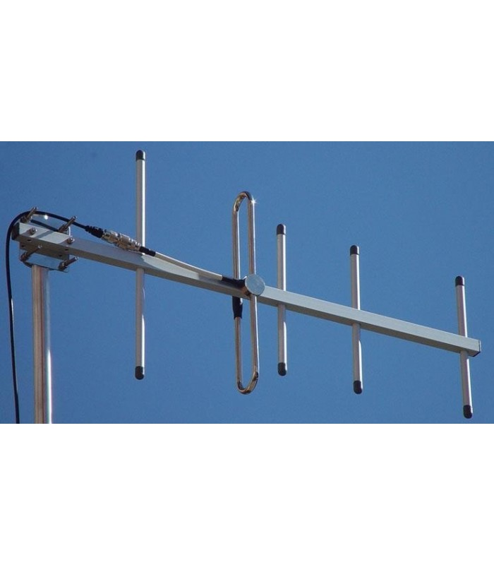 Dx auc 5 b antena yagi 5 elementos 430 450 mhz for Fabriquer antenne fm interieur
