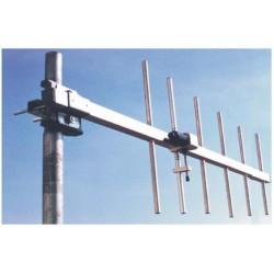 AUC-6 - Antena directiva 6 elementos UHF 380-395 MHz