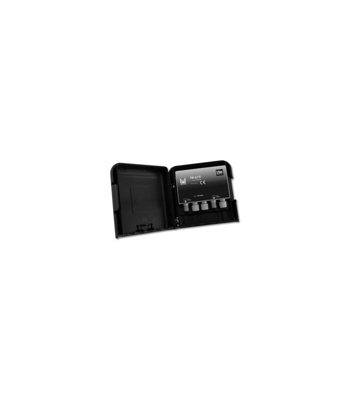 FR-619  Filtro de rechazo LTE C60, TETRA y GSM