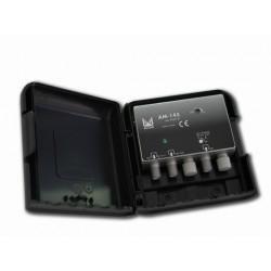 AM-145  Amplificador de mástil 1 entrada, UHF