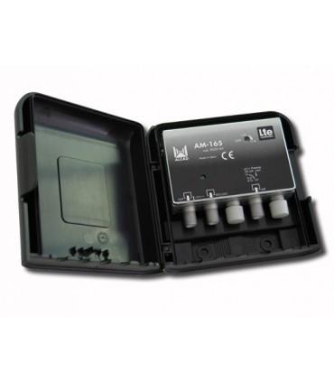 AM-160  Amplificador de mástil 1 entrada, UHF