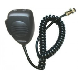 Microfono TELECOM  UP/DOWN  conector 6 Pin