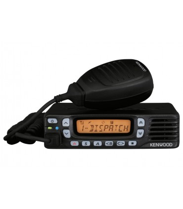 NX-720/820 Transceptor Móvil PMR Analógico-Digital NEXEDGE VHF/UHF