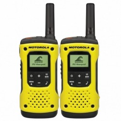 Walkies MOTOROLA T92 H2O - PMR446