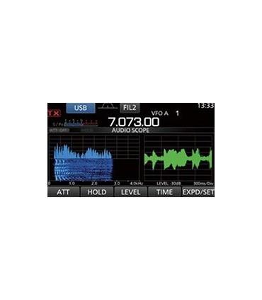 ICOM IC-7300 - TRANSCEPTOR SDR