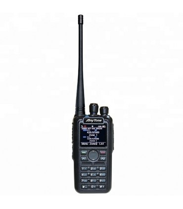 Anytone AT-D878UV DMR, APRS, BIBANDA, UHF/VHF