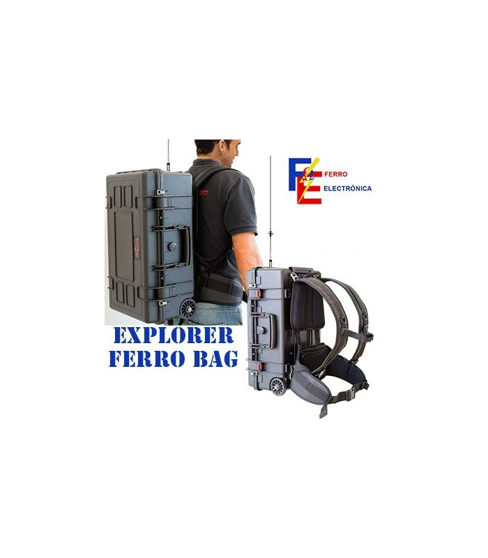 EXPLORER FERRO BAG KIT