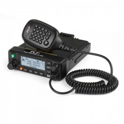 TYT-MD-9600 GPS Emisora Analógica y Digital DMR , Doble banda 144/ 430 Mhz