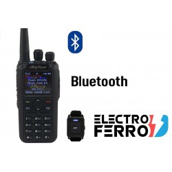 Anytone AT-D878UV PLUS BLUETOOTH DMR, APRS, GPS, BIBANDA, UHF/VHF