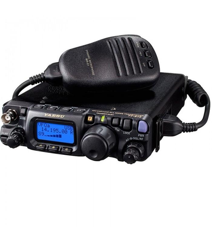 YAESU FT818 - HF/VHF/UHF