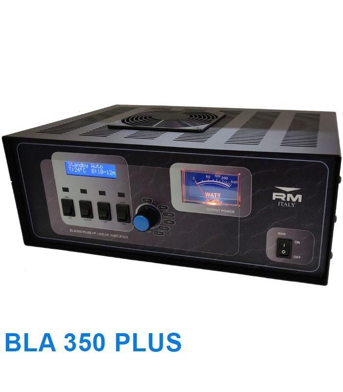 Amplificador RM BLA-350 Plus para HF 300 W