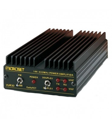 VUR-30 Microset Transistor-PA (30W, 2m/70cm)