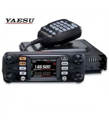 FTM300-DE YAESU Transceptor móvil Doble banda C4FM 50W