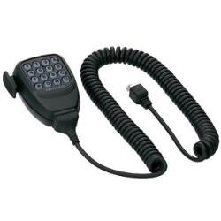 Micrófono recambio para equipos Kenwood (móvil), conexión RJ-45, con DTMF. KMC-32