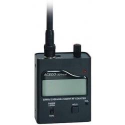 SC-1-PLUS - Frecuencímetro para emisiones digitales de 30 MHz. a 2,8 GHz