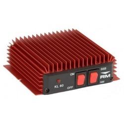 KL-60 - Amplificador lineal RM KL-60 para CB. 35 W