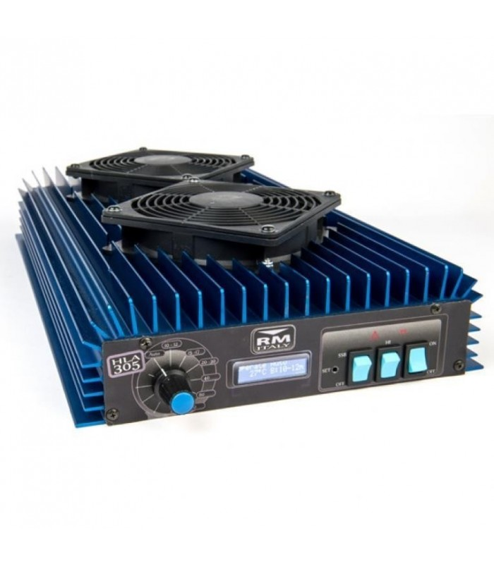 Amplificador lineal RM HLA-305 para HF. 250 W