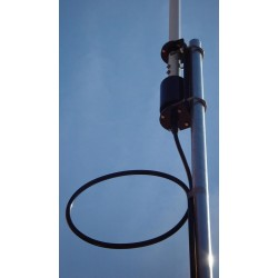 OUT-250-F - Antena vertical en fibra de vidrio