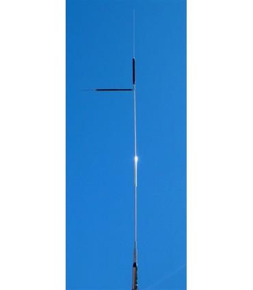 DX-UHV - Antena para 10/15/20/40/144/430+6 m