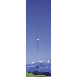 R-6000 - Antena vertical HF