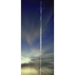 R-8 - Antena vertical HF