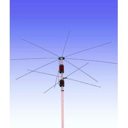 MA-8040V - Antena vertical HF