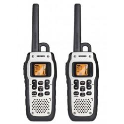 FX-NAUTILUS - Pack BLISTER 2 walkies PMR Brondi