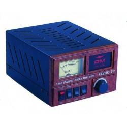 Amplificador lineal RM KLV-200V para CB