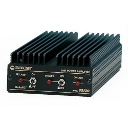 RU-20 - Amplificador lineal MICROSET RU20 para UHF