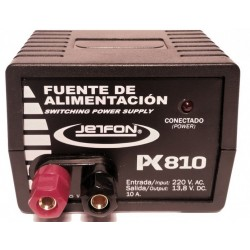 FUENTE DE ALIMENTACION JETFON PC-810