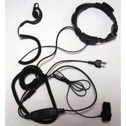 X-18-S-NEW - Laringófono profesional