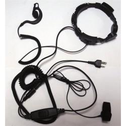 X-18-K-NEW - Laringófono profesional