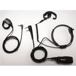 X-18-IL - Laringófono profesional