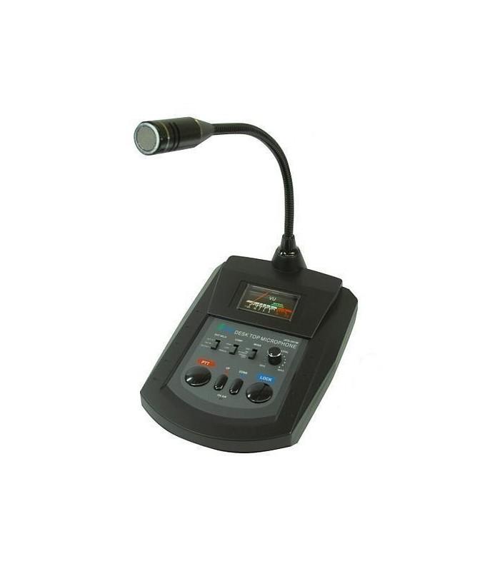 JCD-201-CB6 - Micro de sobremesa pre-amplificado