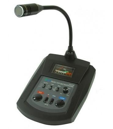 JCD-201-K8 - Micro de sobremesa pre-amplificado