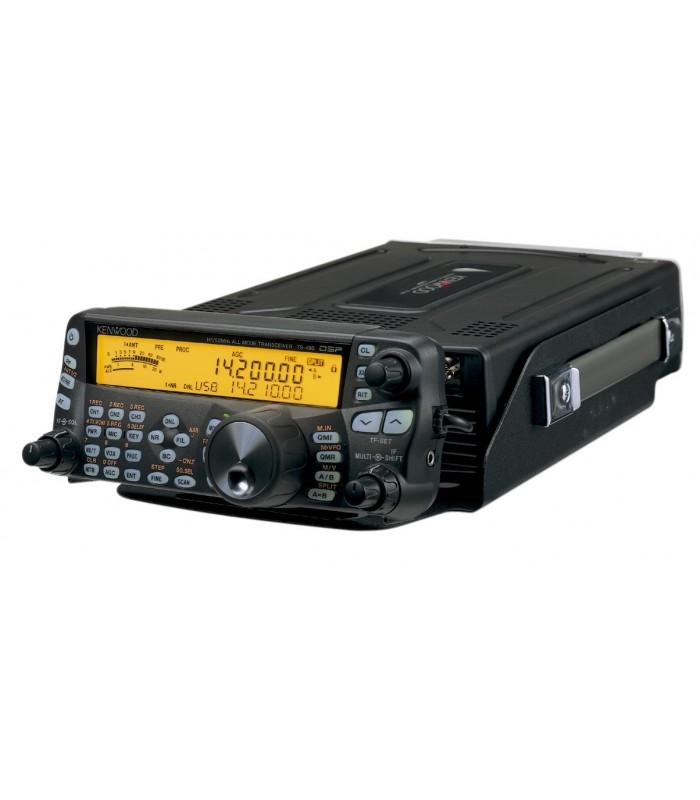 Emisora KENWOOD TS-480SAT