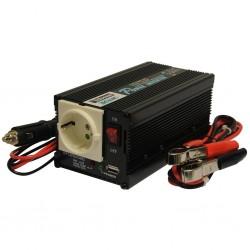 A-301/400-24U - Inversor para 400W/24V/220V