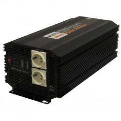 A-301/2500 - Inversor para 2500W/12V/220V