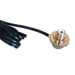 C-4 - 4 m. de cable RG-58 con base