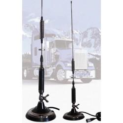 ALL-RIGHT-1 - Antena móvil vertical corta CB