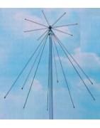 Scanner antennas