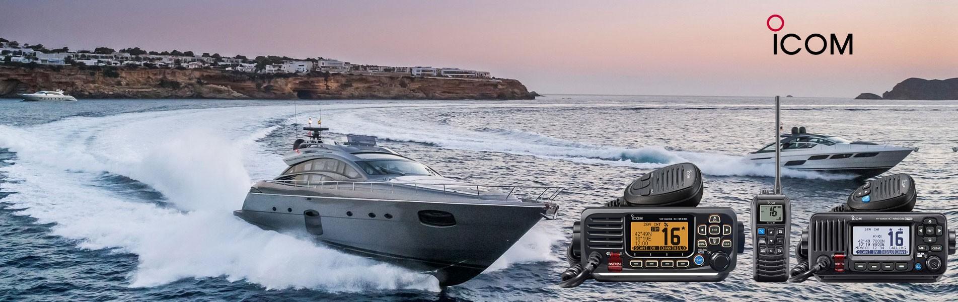 Yacht Radio comunicación